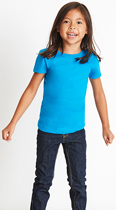 7abc9d0b4 SALE Featured Style Closeout Item New Item Drop Ship Call for Pricing Next  Level Apparel Youth Princess Tee