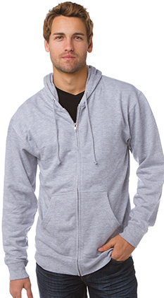 b8b3cff164b55 SALE Featured Style Closeout Item New Item Drop Ship Call for Pricing  Independent Trading Co. Full Zip Hooded Sweatshirt