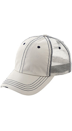 c60489faf82 6990 MEGA CAP Herringbone Contrast Stitch