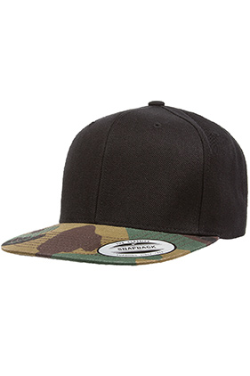 f8ce7ad6020 Golden State Activewear - 6089TC YUPOONG The Classics® Snapback Two-tone  Camo