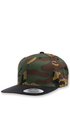 a45d9804a73f9 SALE Featured Style Closeout Item New Item Drop Ship Call for Pricing  YUPOONG The Classics® Snapback Two-tone Camo