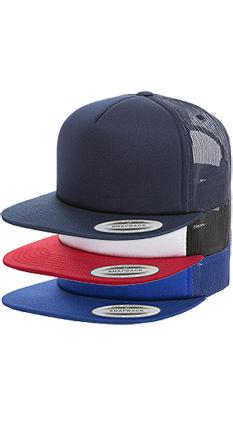 Golden State Activewear - 6005 YUPOONG Foam Trucker f88a608778d