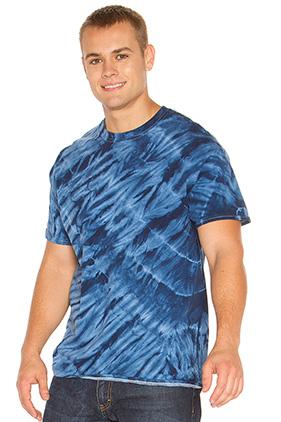 200TS Dyenomite Tiger Stripe Tie-Dye T-Shirt