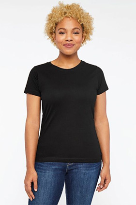 115d060a3e83fd LAT Ladies Fine Jersey Tee 3516    Featured Item    Closeout Item New Items  On Sale - up to 16% off Drop Ship