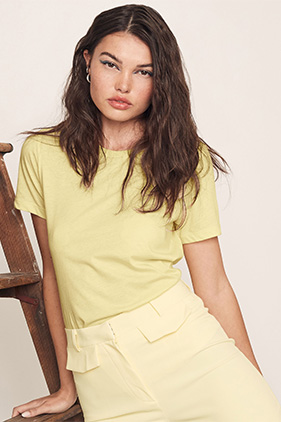 a582af0b 6400 BELLA+CANVAS Women's Relaxed Jersey Short Sleeve Tee | Mission ...
