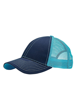 26edd475c52e5 Mega Cap Contrast Stitch Trucker 7641    Featured Item    Closeout Item New  Items On Sale - up to 0% off Drop Ship