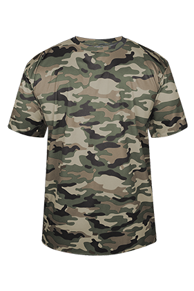6d7c70fdb Badger B-Core Camo T-Shirt 4181    Featured Item    Closeout Item New Items  On Sale - up to 0% off Drop Ship